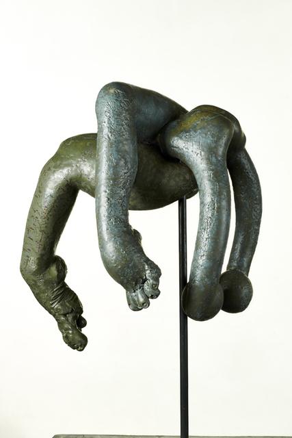 , 'Pole dance 4,' 2015, Galerie Papillon