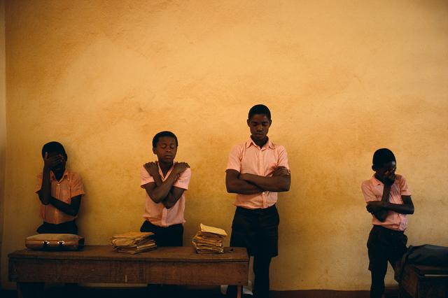 , 'Bombardopolis, Haiti,' 1986, Robert Klein Gallery