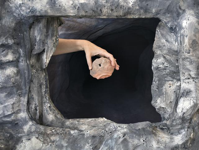 , 'Proscenium (1),' 2016, Chelouche Gallery