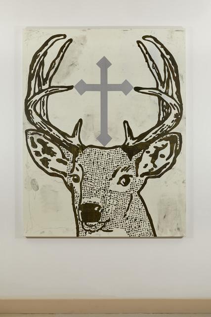 , 'St. Eustace,' 2018, Federica Schiavo Gallery