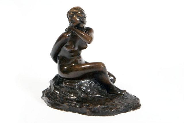 , 'Le Modèle ,' 1925, Galerie Claude Lafitte