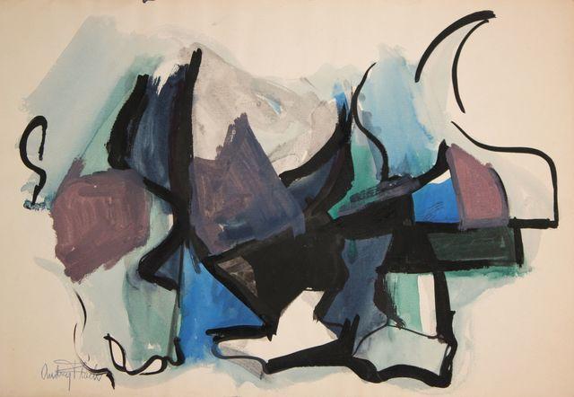 , 'Mood Indigo,' 1950-1951, Hollis Taggart Galleries