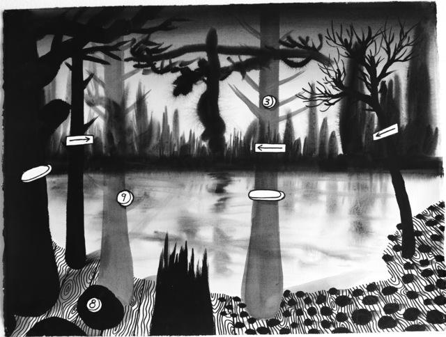 , 'Domestic Sublime 9,' 2010, Aindrea Contemporary