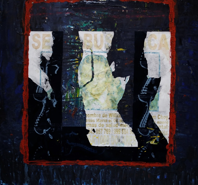 Ana Lucia Romero Rivero, 'Wanted', 2015, Academy Art Museum