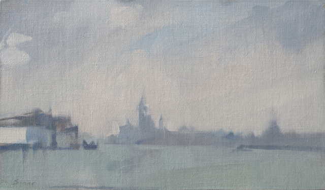 , 'Fog View,' 2015, J. Cacciola Gallery