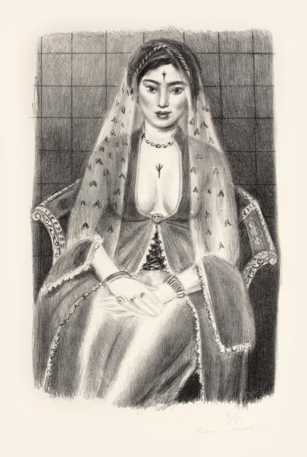 , 'La Persane,' 1929, Marlborough Gallery