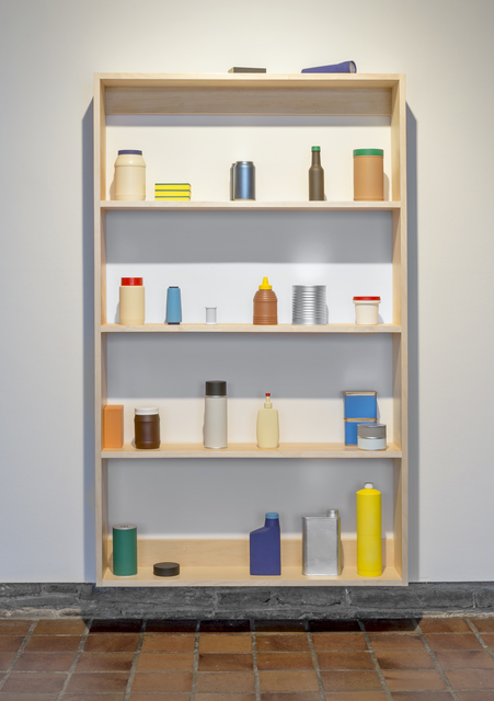 , 'Storage Shelf,' 2015, MKG127