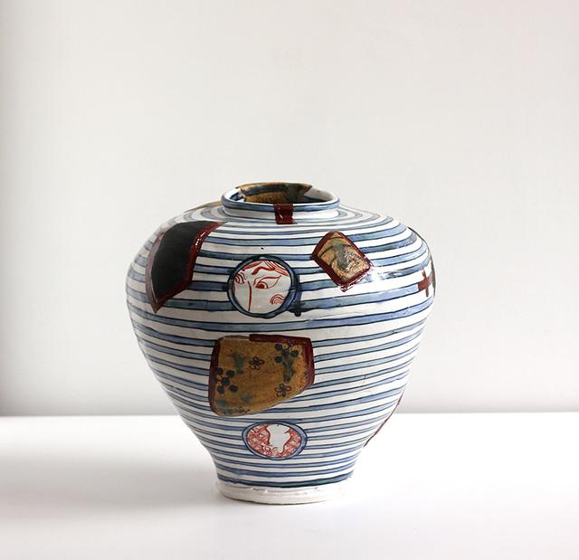 , 'Yobitsugi Style Vase #2,' 2018, Masterworks Gallery