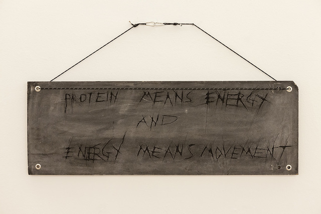 , 'Protein,' 2016, Gallery AM MEER