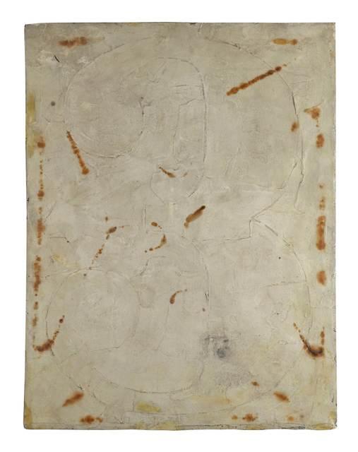 , 'Figure 3,' 1961, Castelli Gallery