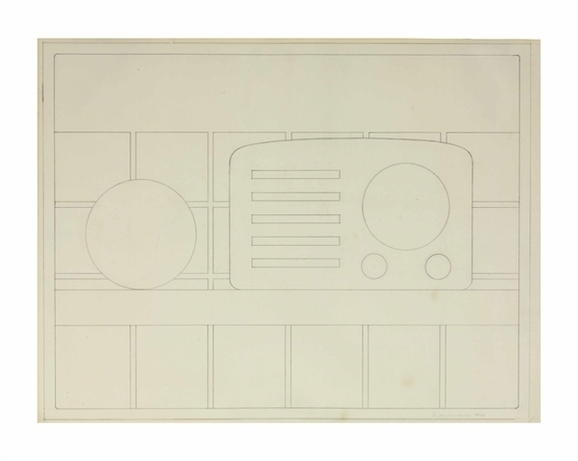 Tom Wesselmann, 'Study for Still Life #52', Christie's
