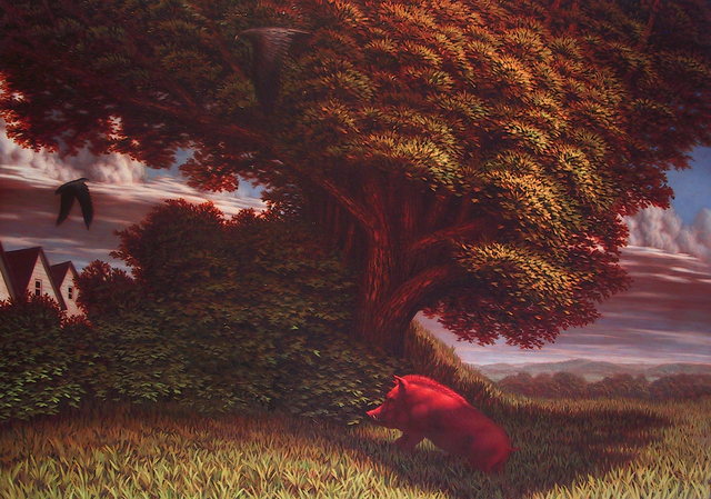 , 'Under the Tree,' 2004, Bernarducci Meisel Gallery