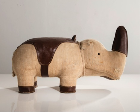 """, '""""Therapeutic Toy"""" Thinoceros,' 1969, LMAKgallery"""