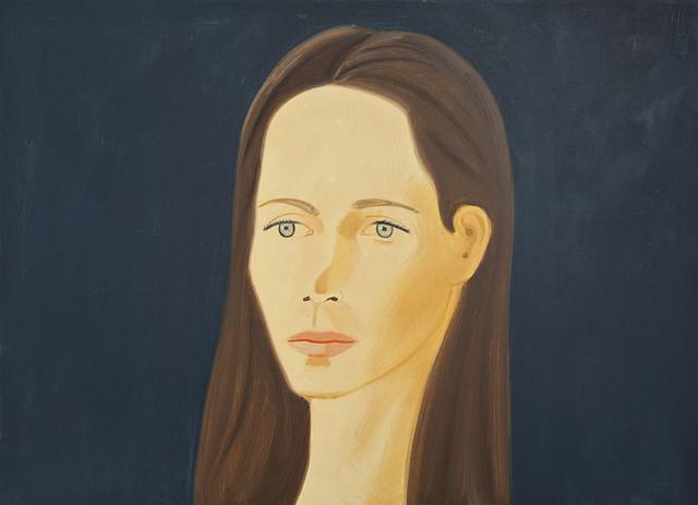 Alex Katz, 'Christie', Patrick De Brock Gallery