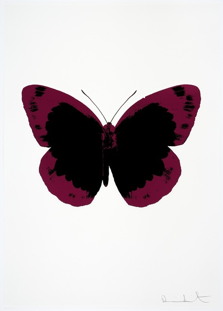 , 'The Souls II - Raven Black - Fuchsia Pink,' , Other Criteria