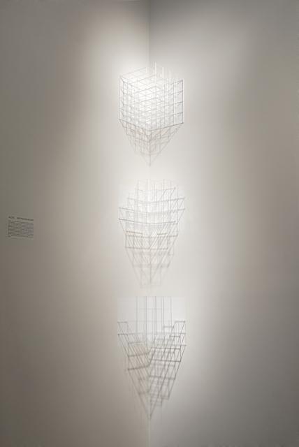 , 'Plexiglass Cube (3),' 2014, Galleria Ca' d'Oro