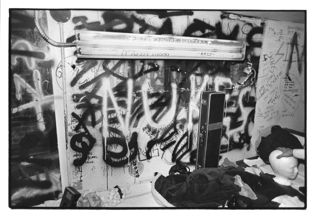 , 'Dressing Room Mabuhay Gardens, CA,' 1987, Anglim Gilbert Gallery