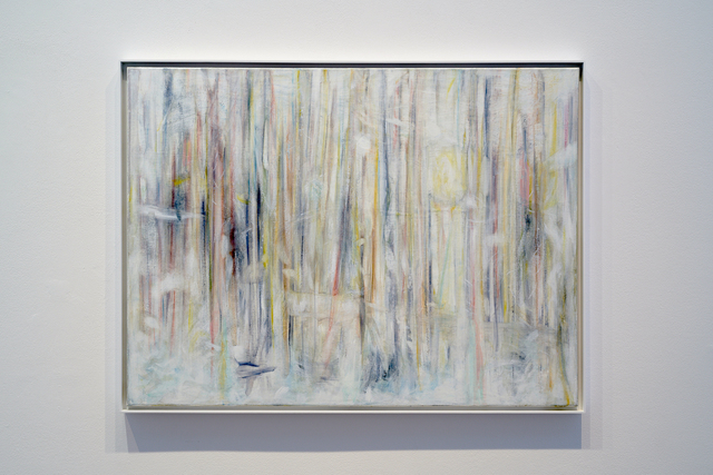, 'Passing through a parlour of winter trees,' 2017, Kristin Hjellegjerde Gallery