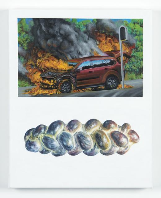 Mathieu Dafflon, 'Zopf', 2019, Wilde | Geneva, Switzerland