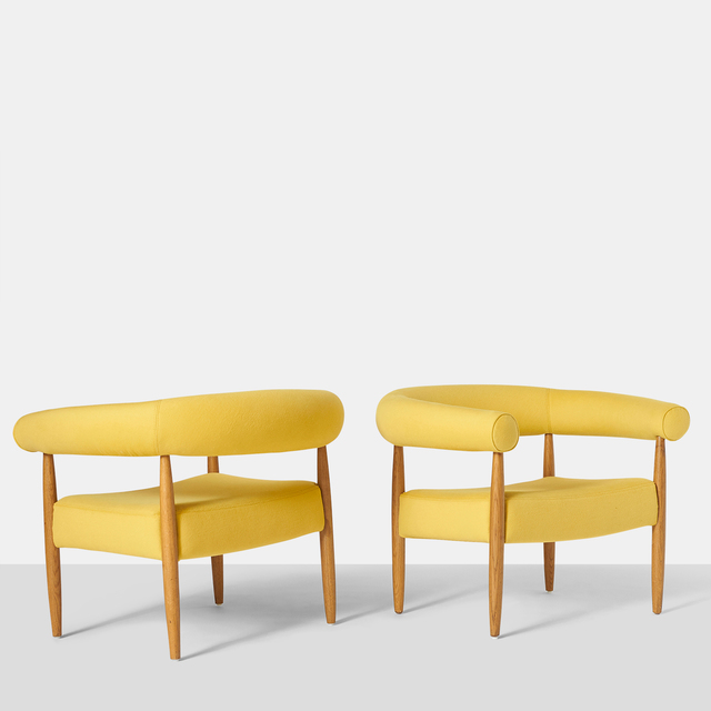""", '""""Ring"""" Chair by Nanna Ditzel,' 1950-1959, Almond & Co."""