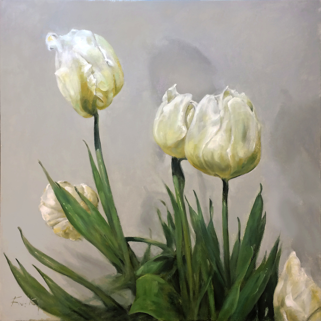 , 'Tulips,' , Beverly McNeil Gallery