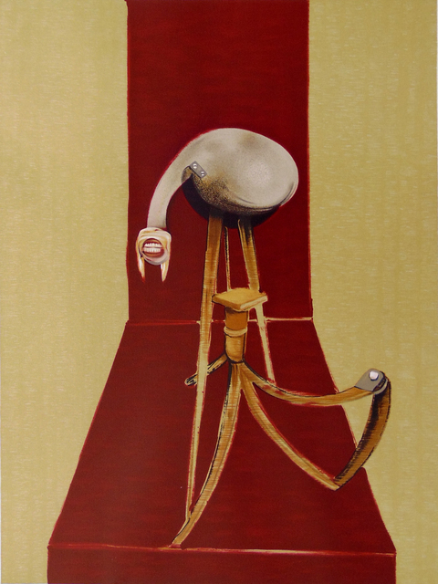 , 'Central Panel, from: Second Version of the Triptych 1944,' 1989, Gilden's Art Gallery