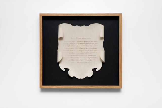 Guillaume Constantin, 'LE ROYAUME DES PRETIEUSES', 2016, Galerie Bertrand Grimont