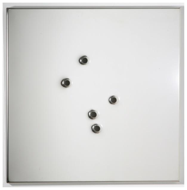 , 'I'll Be Your Mirror,' 2010, Salomon Contemporary