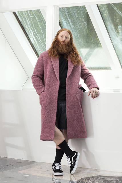 , 'Will in Celine Coat,' 2012, Mai 36 Galerie