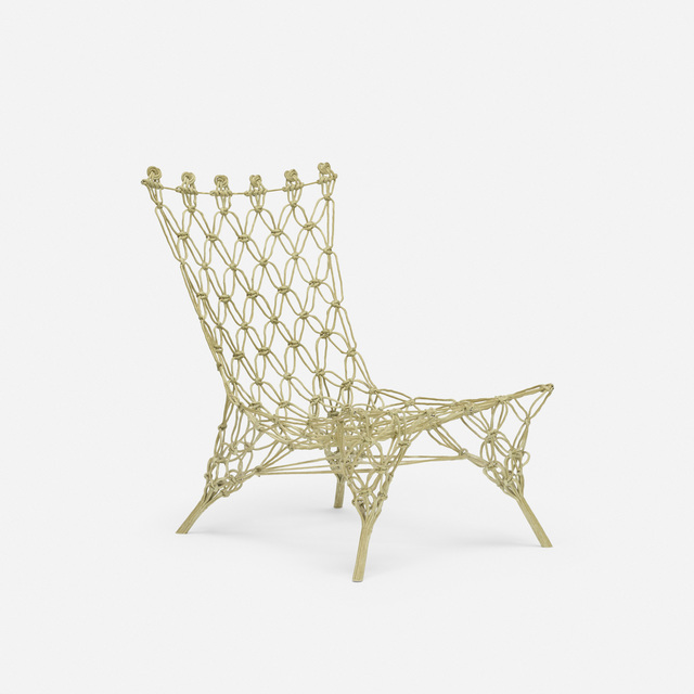 Marcel Wanders, 'Knotted chair', 1996, Wright