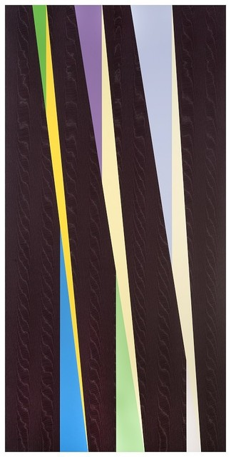 Odili Donald Odita, 'Van Gogh's Trees', 2016, Goodman Gallery