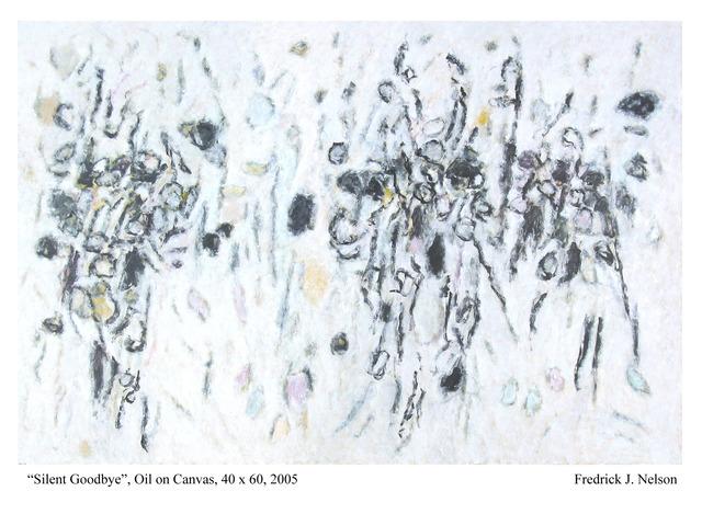 ", '""Silent Goodbye,"",' 2005, Atrium Gallery"