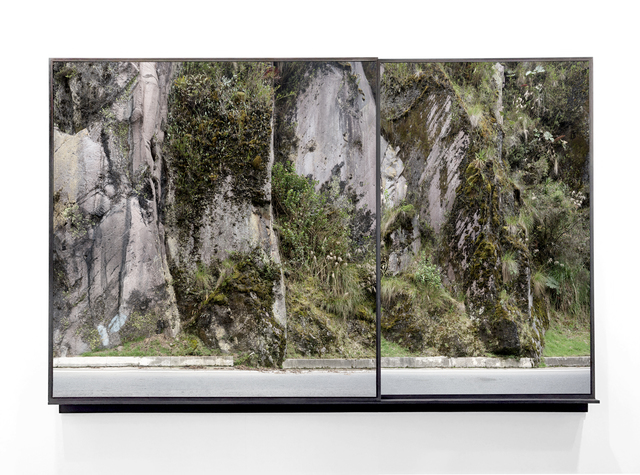 , 'Walls 2,' 2018, Moisés Pérez De Albéniz