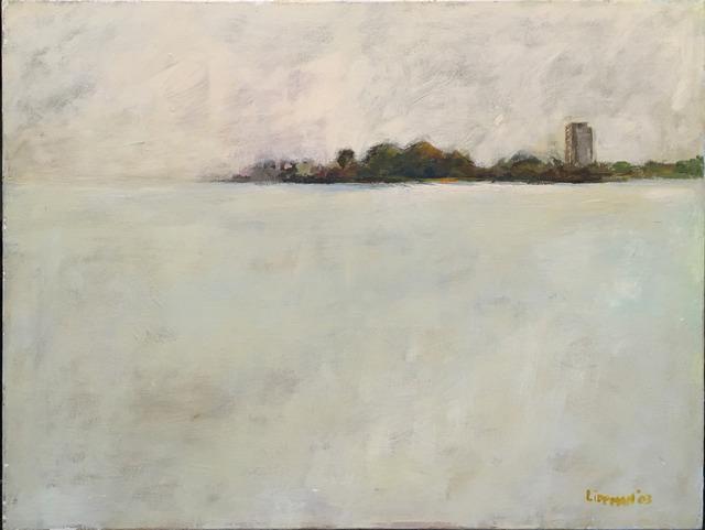 , 'Tip of the Island,' 2010, InLiquid