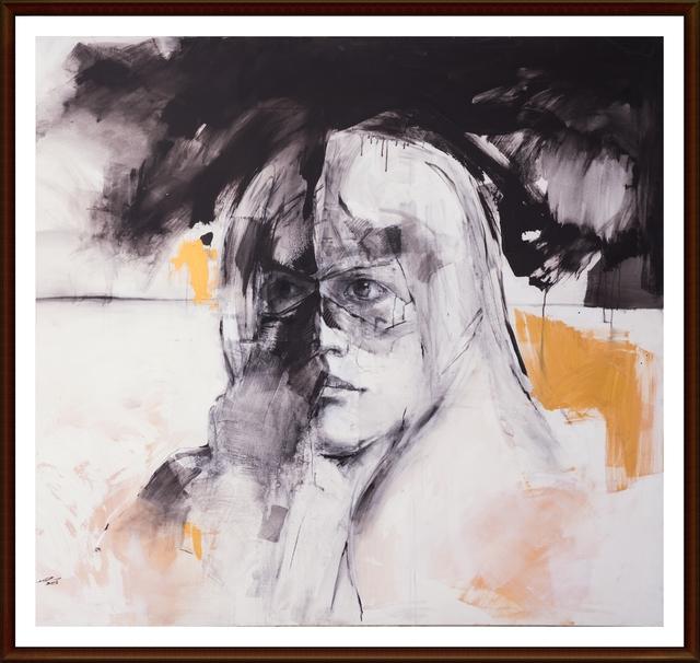 , 'Al-burqah 2,' 2016, al markhiya gallery