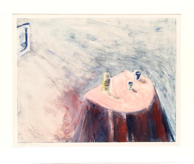 , 'Still Life with T.V. 1,' ca. 1980, Benjaman Gallery Group