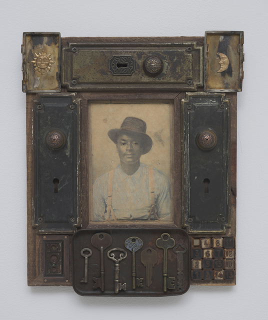, 'Locksmith,' 2018, Roberts Projects