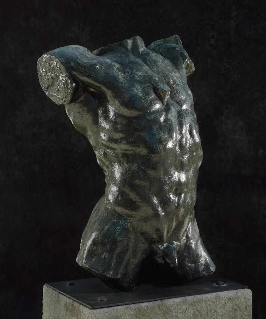 Torso by Auguste Rodin