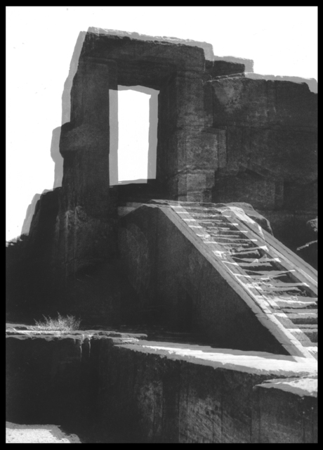 , 'The Long Way Home,' 2015, Travesia Cuatro