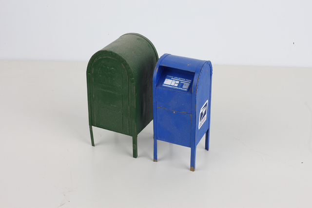 , 'USPS set,' 2017, Visions West Contemporary