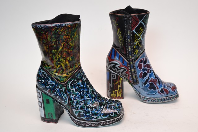 , 'Bloody Hell Boots (0244), Size 6.5,' 2016, BigTown Gallery