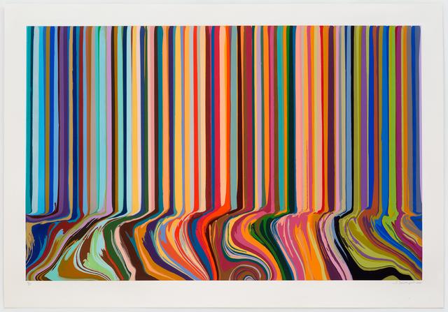 , 'Colourcade Buzz,' 2015, Arteedições Galeria