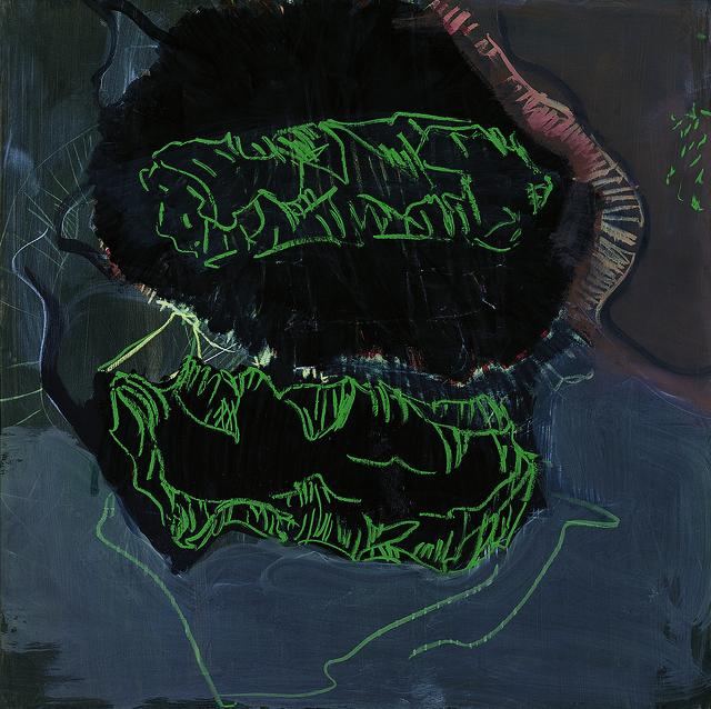 , 'Welt – Ast ,' 2000, Thomas Salis