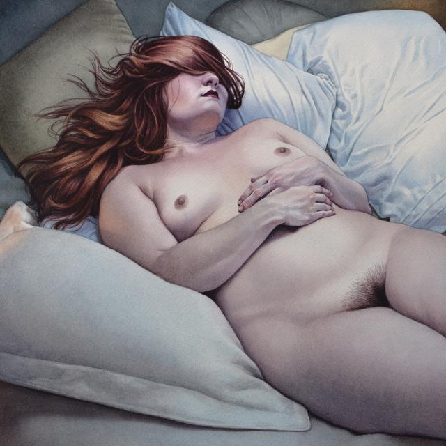 Reuben Negron, 'Persephone: A Myth of Devotion #4', 2018, Gallery at Zhou B Art Center
