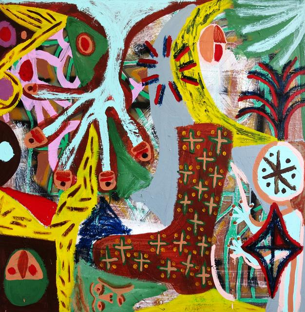 , 'Boot Leg Memory,' 2016, Susan Hobbs Gallery