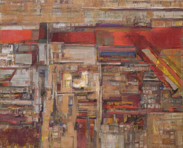 , 'Communal,' 1969, BAILLY GALLERY