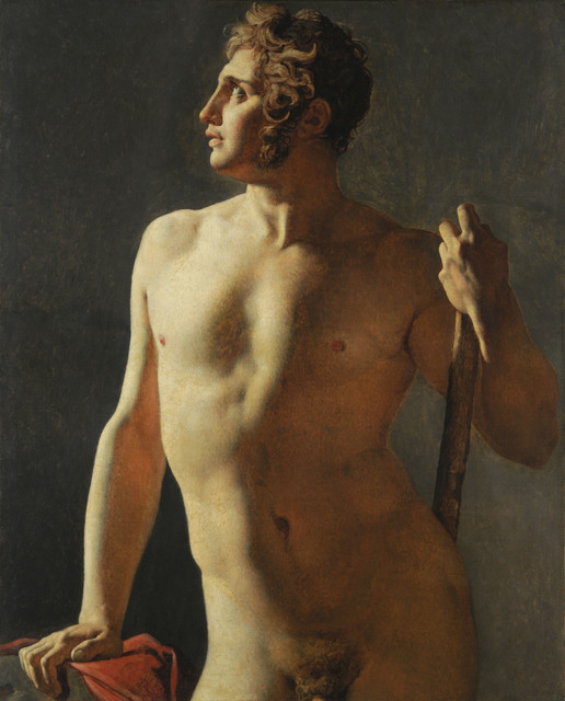 , 'Torso (Painted Half-Figure),' 1800, American Federation of Arts