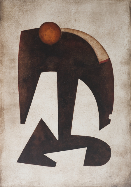 , 'Abstract Figure,' 1975, EBONY/CURATED