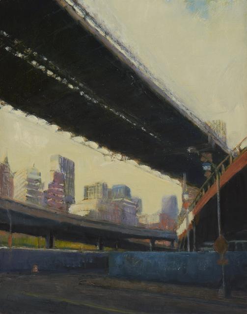 Jeff Bellerose, 'Overhead', 2018, Paul Thiebaud Gallery