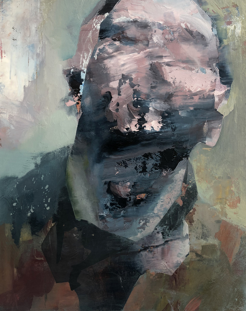 Cian McLoughlin, 'Self-portrait', Stanek Gallery